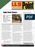 Engine Knock Sensors - Part One