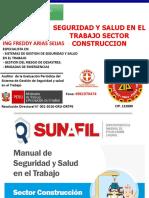 Manual de Seguridad y Salud en El Trabajo Sector Construccion - Sunafil