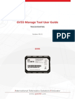 GV55 Manage Tool User Guide R1.02