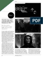 Kubrick Sound Article
