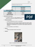Informe V8C-710 Mitsur