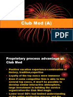 Club Med_case Analysis