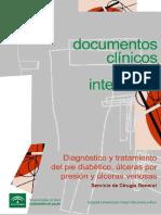 Diagnóstico y Tratamiento Del Pie Diabético
