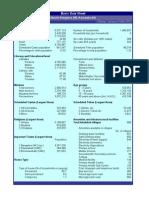 Bangalore Census 2001 Datasheet 2920
