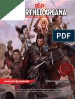 39 Unearthed Arcana - Talentos Para Raças