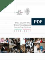 Sistema Educativo Mexicano. Principales cifras 2012-2013.pdf
