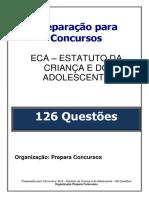 2.Apostila Eca - 126 Questões