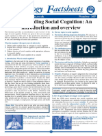 Understanding Social Cognition