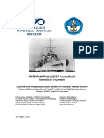 Hmas Perth 2017 Final Report