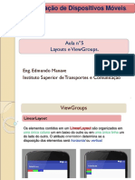 05 Aplicacoes Com Layouts e ViewGroups