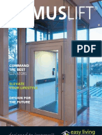 DomusLift Brochure 2008