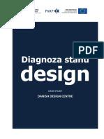 Diagnoza Stanu Design - Case Study Danish Council - Raport 2015