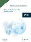 Audit Securite Information