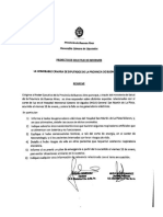 Pedido Informe Corte de Luz Policlínico San Martín