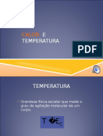 Calor e Temperatura Sem Audio