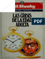 Crisis Edad Adulta - Gail Sheehy Fragmento