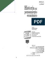 BrueHistoria Del Pensamiento Economico