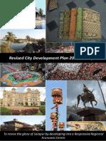 Revised City Development Plan 2041 - Solapur