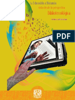 Educacion Distancia Bibliotecologica