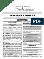 Ds 307 2017 Sobre Derecho Contratados