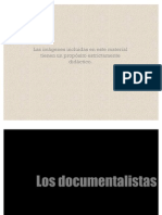 FOTOGRAFOS DOCUMENTALISTAS