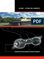 DEXTER AXLES 22 5 27 5k Complete Service Manual