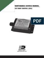 Dexter Axles Sway Control Service Manual