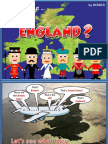 PPT SINH ĐỘNG Talking About England Ppt Flashcards Picture Description Exercises 48992