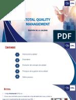 gestion de la calidad usil