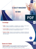 TQM ISO 9000