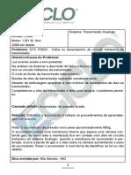 Dica 0075 - Fiat Línea - DTC P0933 - Falha No Desempenho Do Circuito Hidráulico Da Transmissão