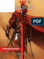 Red Steel Cover v2