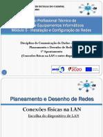 (1º) M5 - Planeamento e Desenho de Redes