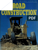 Road Construction Enthusiast Color Series