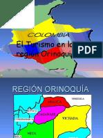 Turismo de Colombia en La Region Orinoquia