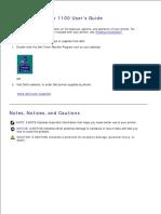 Dell-1100 User's Guide en-us