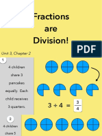 3.2a Fractions as Division