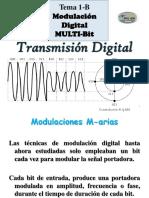 Tema 1b Modulacion Digital Multi Bit 120221170959 Phpapp02