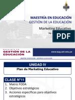 11. ME011- Análisis FODA - Objetivos estratégicos - Acciones específicas.pdf