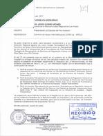 OFICIO 745 GORE ICA, ESTUDIOS PRE INVERSION, SIEMBRA Y COSECHA DE AGUA.pdf