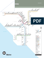 LA's Metro Rail and Busway system