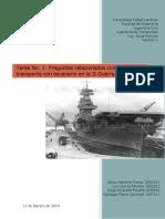 II guerra mundial y el transporte