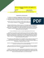 La+estructuración+en+el+proceso+formativo+del+jugador+de+fútbol