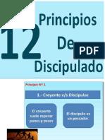 12 Principios Del Discipulado