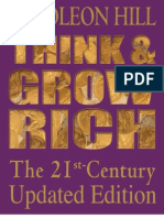 Napoleon Hill - Think and Grow Rich. the 21st-Century Updated Edition