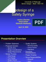 Syringe Final Presentation