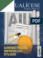 AIU Administracion Imprevistos Utilidad