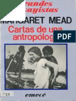 Margaret Mead - Cartas de una antropóloga