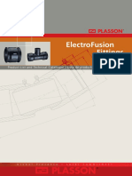 Catalogo Electrofusion Tecnico Spanish 2011
