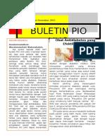 Buletin PIO UHO Edisi 4, Bulan Desember 2015